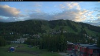 Archived image Webcam Silver Queen Slope and chair lift 23:00