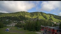 Archived image Webcam Silver Queen Slope and chair lift 03:00