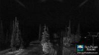 Archiv Foto Webcam Mt. Tod 23:00