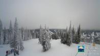Archiv Foto Webcam Sun Peaks: Mt. Tod 07:00