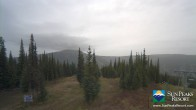 Archived image Webcam Sun Peaks - View Mt. Tod 03:00