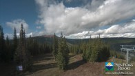 Archived image Webcam Sun Peaks - View Mt. Tod 09:00