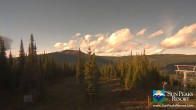 Archived image Webcam Sun Peaks - View Mt. Tod 11:00