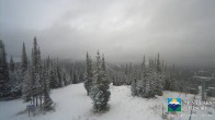 Archived image Webcam Sun Peaks - View Mt. Tod 05:00