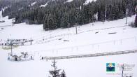Archiv Foto Webcam Sundance Express Chairlift 03:00