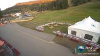 Archived image Webcam Village Day Lodge - Sun Peaks 01:00