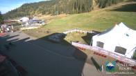Archived image Webcam Village Day Lodge - Sun Peaks 03:00