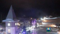 Archived image Webcam Sun Peaks Grand Hotel 23:00