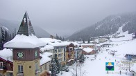 Archiv Foto Webcam Sun Peaks Grand Hotel 03:00