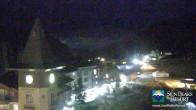 Archived image Webcam Sun Peaks Grand Hotel 21:00