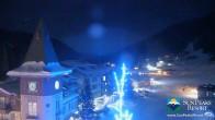 Archiv Foto Webcam Sun Peaks Grand Hotel 23:00