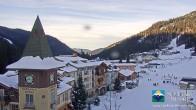 Archiv Foto Webcam Sun Peaks Grand Hotel 03:00