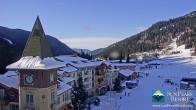 Archiv Foto Webcam Sun Peaks Grand Hotel 05:00