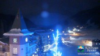 Archived image Webcam Sun Peaks Grand Hotel 19:00