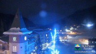 Archived image Webcam Sun Peaks Grand Hotel 21:00