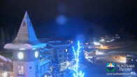 Archiv Foto Webcam Sun Peaks Grand Hotel 21:00