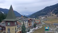 Archiv Foto Webcam Sun Peaks Grand Hotel 09:00