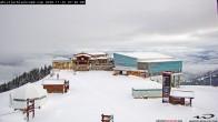 Archiv Foto Webcam Whistler: Peak 2 Peak Gondel 07:00