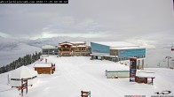 Archiv Foto Webcam Whistler: Peak 2 Peak Gondel 09:00