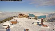 Archiv Foto Webcam Whistler: Peak 2 Peak Gondel 11:00