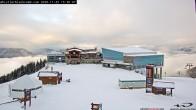 Archiv Foto Webcam Whistler: Peak 2 Peak Gondel 15:00