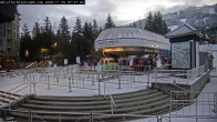 Archiv Foto Whistler Dorf Webcam 01:00
