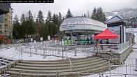 Archiv Foto Whistler Dorf Webcam 03:00