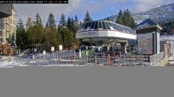 Archiv Foto Whistler Dorf Webcam 05:00