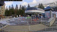 Archiv Foto Whistler Dorf Webcam 07:00