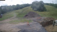 Archived image Webcam Crabbe Mountain Base Station 09:00