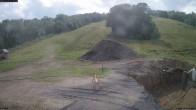 Archived image Webcam Crabbe Mountain Base Station 11:00
