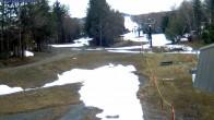 Archiv Foto Webcam Mont Sutton: Aussicht auf die Talstation 00:00