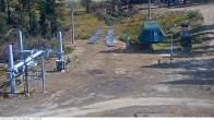 Archiv Foto Webcam Blick Grandview Express in Sierra at Tahoe 07:00