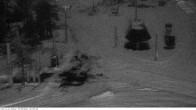 Archived image Webcam Grandview Express - Sierra at Tahoe 23:00