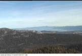 Archiv Foto Webcam Blick auf den See in Sierra at Tahoe 03:00