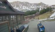 Archived image Webcam Arapahoe Basin – View Black Mountain Lodge 00:00
