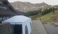 Archiv Foto Webcam Arapahoe Basin: Black Mountain Lodge 00:00