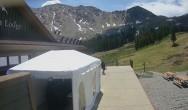 Archiv Foto Webcam Arapahoe Basin: Black Mountain Lodge 06:00