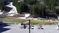 Archived image Webcam Base area Arapahoe Basin 02:00