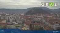Archiv Foto Webcam Graz - Messeturm 03:00