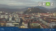 Archiv Foto Webcam Graz - Messeturm 05:00