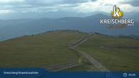 Archived image Webcam Rosenkranzhöhe on Kreischberg Mountain 19:00