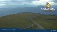 Archived image Webcam Rosenkranzhöhe on Kreischberg Mountain 21:00