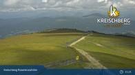 Archived image Webcam Rosenkranzhöhe on Kreischberg Mountain 05:00