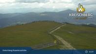 Archived image Webcam Rosenkranzhöhe on Kreischberg Mountain 09:00