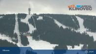 Archiv Foto Webcam Klínovec - Keilberg Live Cam 13:00