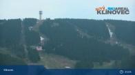 Archiv Foto Webcam Klínovec - Keilberg Live Cam 19:00