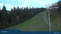 Archiv Foto Webcam Spindlermühle: Hromovka 01:00