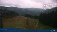 Archiv Foto Webcam Spindlermühle: Hromovka 19:00