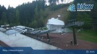 Archiv Foto Webcam Říčky v Orlických horách - Talstation 21:00